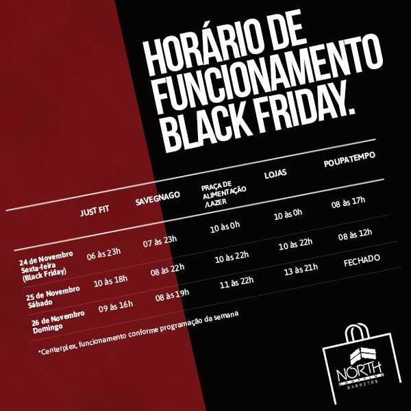 2072ce1e1 Black Friday promete descontos de até 70% nas lojas do North Shopping  Barretos