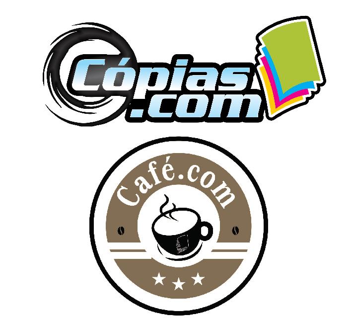 CÓPIAS.COM & CAFÉ.COM